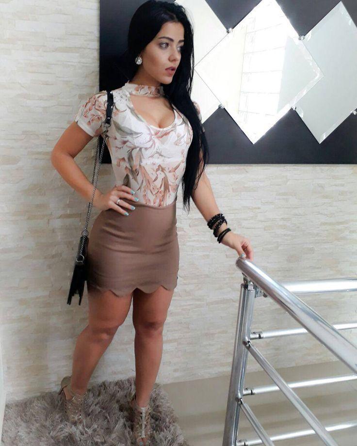 """1,048 Me gusta, 8 comentarios - Blog Dicas da Nina  (@blogdicasdanina) en Instagram: """"Look mara da loja ❤️ @violeta_rosa.e, muito mais looks maravilhosos e com um precinho bem amigo…"""""""