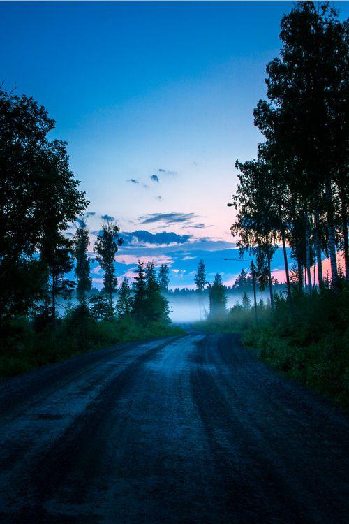 Dusk, Finland photo by sami