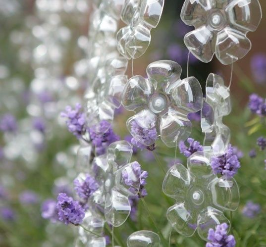Recycled Bottle Flowers By Socorro