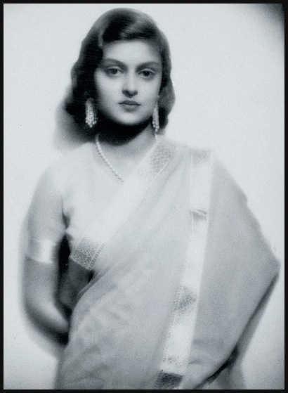 Maharani Gayatri Devi  - I met her 15 years ago in Jaipur - she was still beautiful and so elegant..