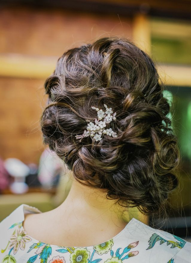 Wedding Hairstyles With Chic Elegance Weddings Hair