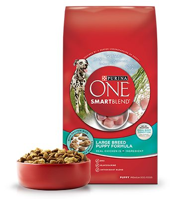 Large Breed - Puppy Food - Purina ONE® SMARTBLEND®