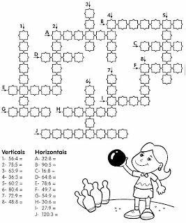 Turminha do 4º ano: SUGESTÃO DE ATIVIDADES: Divisão, multiplicação, arredondamento.