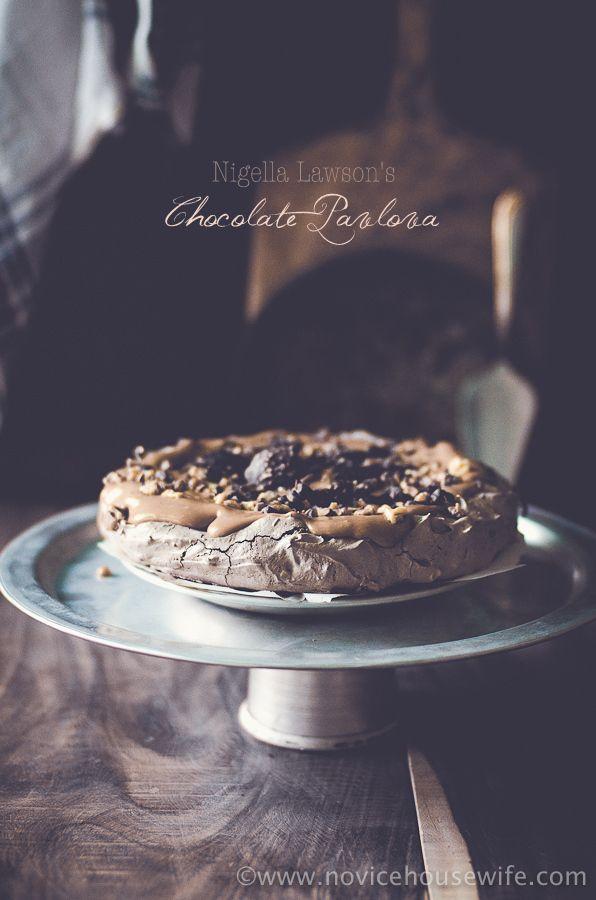 Sinful Chocolate Pavlova Recipe  The Novice Housewife