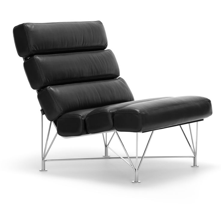 Spider Chair Classic Soft lær, svart i gruppen Møbler / Lenestoler / Lenestoler hos ROOM21.no (130704)