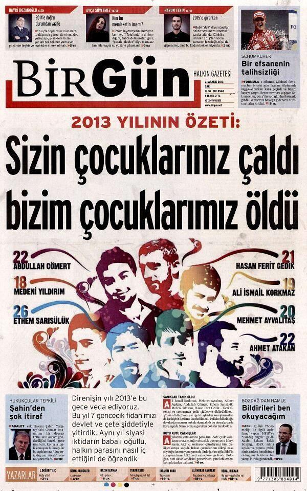 31.12.2013 - Kısa, öz..