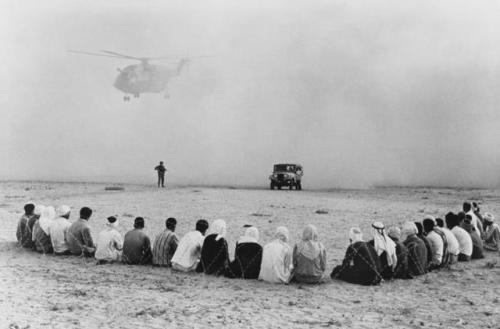 ISRAEL. 1969. Gaza strip arrests. by Micha Bar-Am