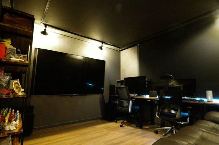 신혼집 인테리어, 미디어룸 인테리어, 온라인 집들이 : 네이버 블로그