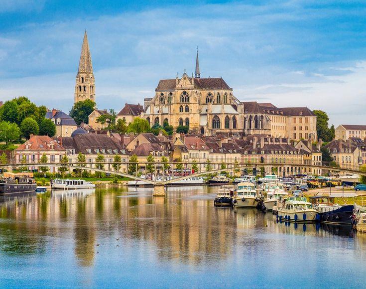 Βουργουνδία:Σαν γλυκό κρασί