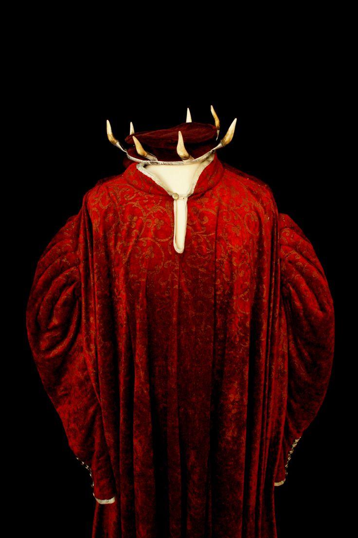 """Costume from the movie """"Kvitebjørn Kong Valemon"""" (1991)"""