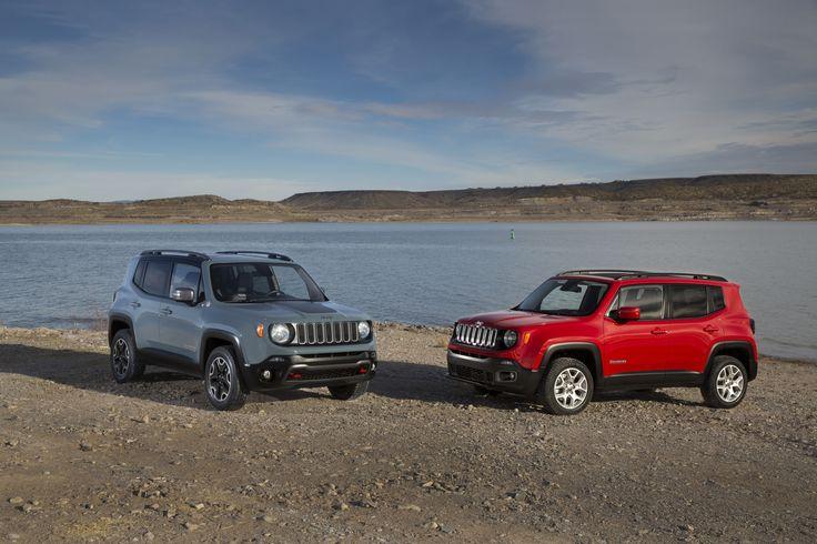 Jeep Renegade Modellbeschreibung Neuigkeiten rund um SUVs