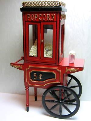 popcorn machine rental ta