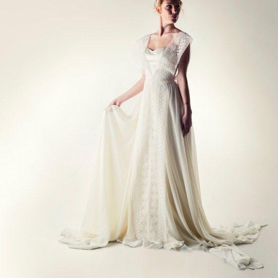Lace Fairy Silk Pagan