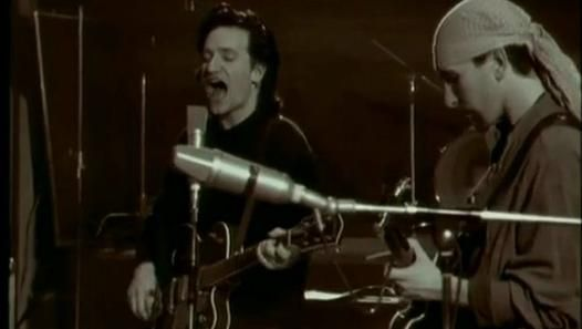 "U2 ~ ""One"" '92 (""Drag Queen version"" Directed by Anton Corbijn) 