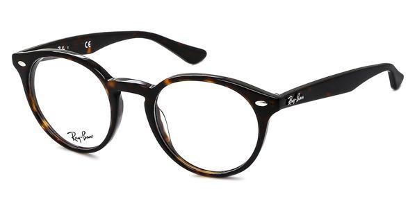 Óculos de Grau Ray-Ban RX2180V Highstreet 2012