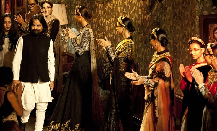 <p>A perfect mix of vintage and modern Indian fashion is what sets Sabyasachi Mukherjee's creations apart from other fashion designers….</p>