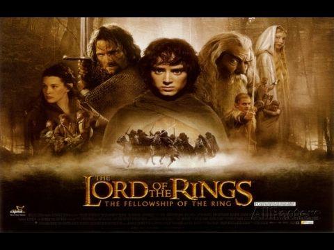 El Senor De Los Anillos La Comunidad Del Anillo Pelicula Completa En Espanol Latino Youtube Fellowship Of The Ring Lord Of The Rings Movie Posters