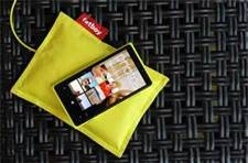 fatboy wireless Qi charging pillow for Nokia Lumia 920