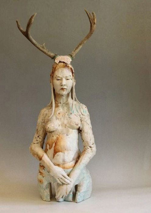CARY WEIGAND - Goddess of earth and sky