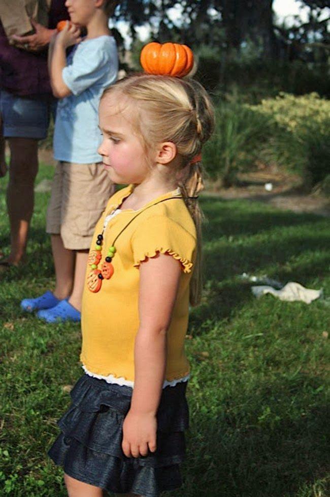 Cute harvest party idea for school! cute kids halloween ideas #halloween #party #kids