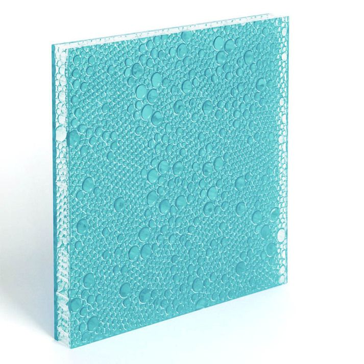 Translucent Resin Panel System : Form struttura structural core translucent panels