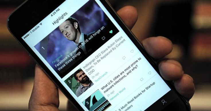 Microsoft just launched an iOS news app for some reason #Tech #iNewsPhoto