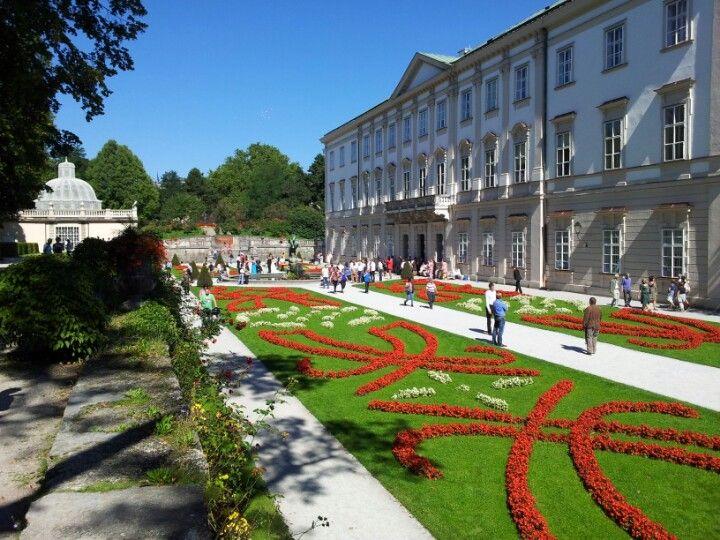 Schloss Mirabell in Salzburg, Salzburg