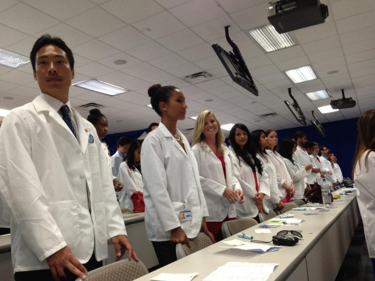 1000  images about RUSM | Events on Pinterest | White coat ceremony