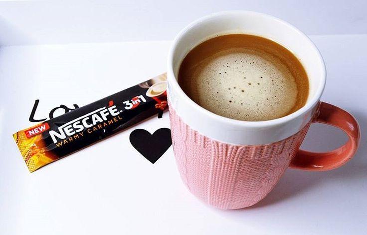 #Nescafe3in1 #noweSmakiNescafe3in1 #vanillanescafe3in1 #caramelnescafe3in1 https://www.instagram.com/p/BEal4g4EnSV/
