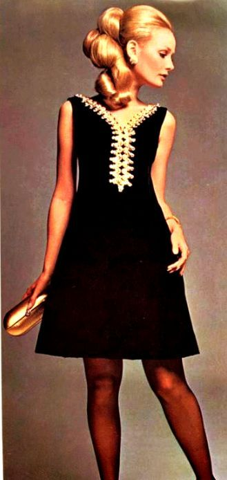 1000+ images about 1960s || vintage dresses on Pinterest ...