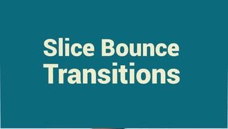 Check out Slice Bounce Transitions here: https://motionarray.com/premiere-pro-templates/slice-bounce-transitions-31893 #videoediting #motionarray