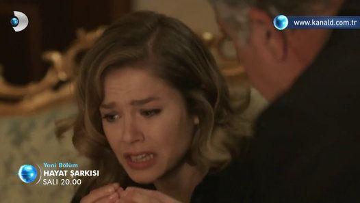 Hayat Şarkısı 15. Bölüm 1. Fragman - Hülya Yakalanıyor. 17 Mayıs Salı Günü Kanal D'de