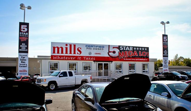 mills motor 5 star lot Buying a Used Car Makes Sense and the Mills Motors Giveaway #5StarMegaLot