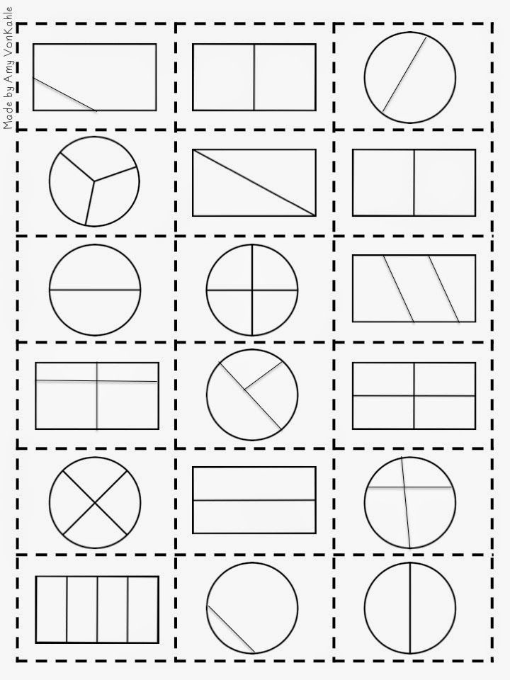 Five For Friday and a Freebie! FRACTION FREEBIE