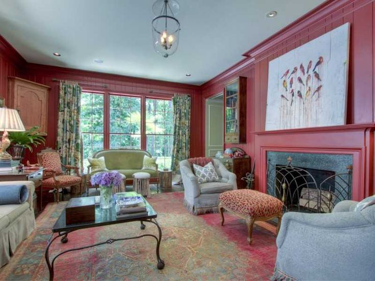 Interior Design Ideas For Living Rooms Red Brown And Black Room 537 Hillside Drive, Atlanta Ga: The Definition Of Dutch ...