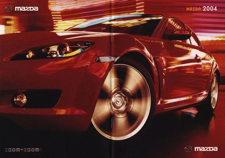 https://flic.kr/p/HbYi4u | Mazda models 2004  (Australia)