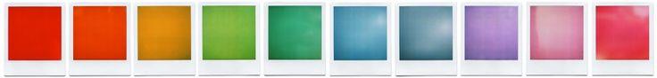 Spectrum by Grant Hamilton. He has a million fantastic polaroid shots.