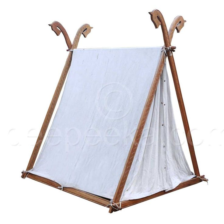 Viking Canvas Tent