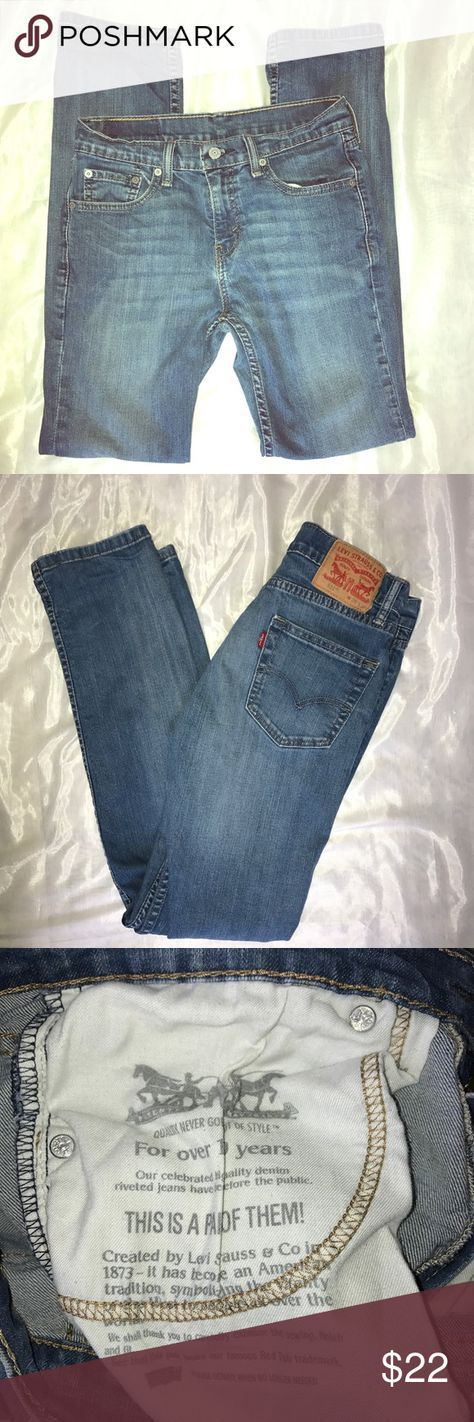 FLASH SALE today ONLY⚡️ Womens Light wash Levi 511 jeans 29x32 / excellent condition, no stains or holes Signature by Levi Strauss Jeans Skinny
