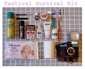 Vivid Please: Festival Survival Kit