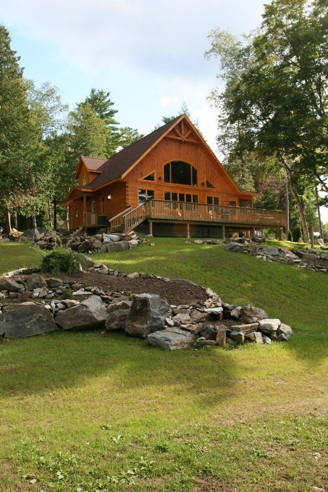 Build the Cottage of Your Dreams | Confederation Log & Timber Frame