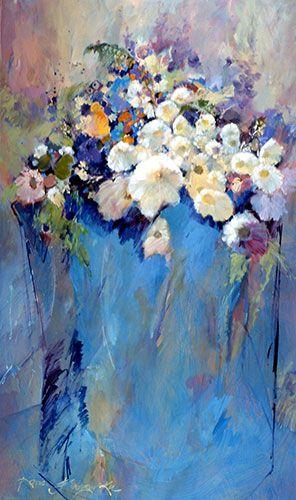Artwork of Karen Ku - Spring Floral