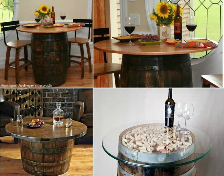 25 melhores ideias de jardim de barril de vinho no pinterest - Barril de vino ...