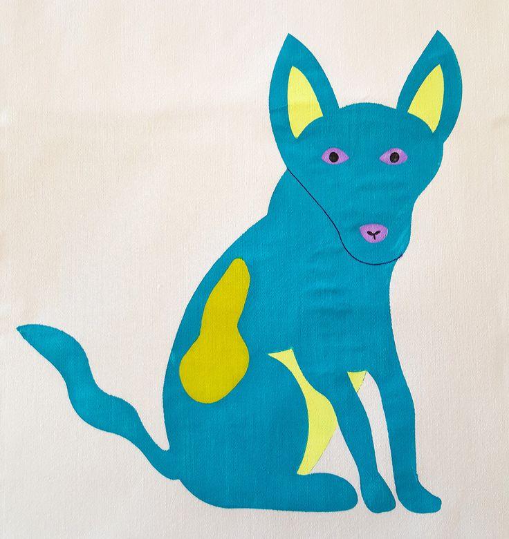 Doggone easy fabric printing!