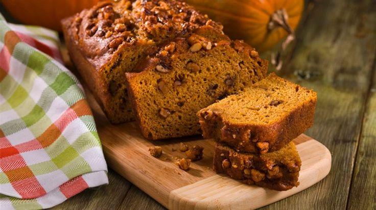 Walnut Pumpkin Bread - Walnuts dot org
