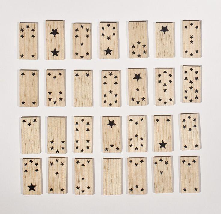 world's prettiest dominos