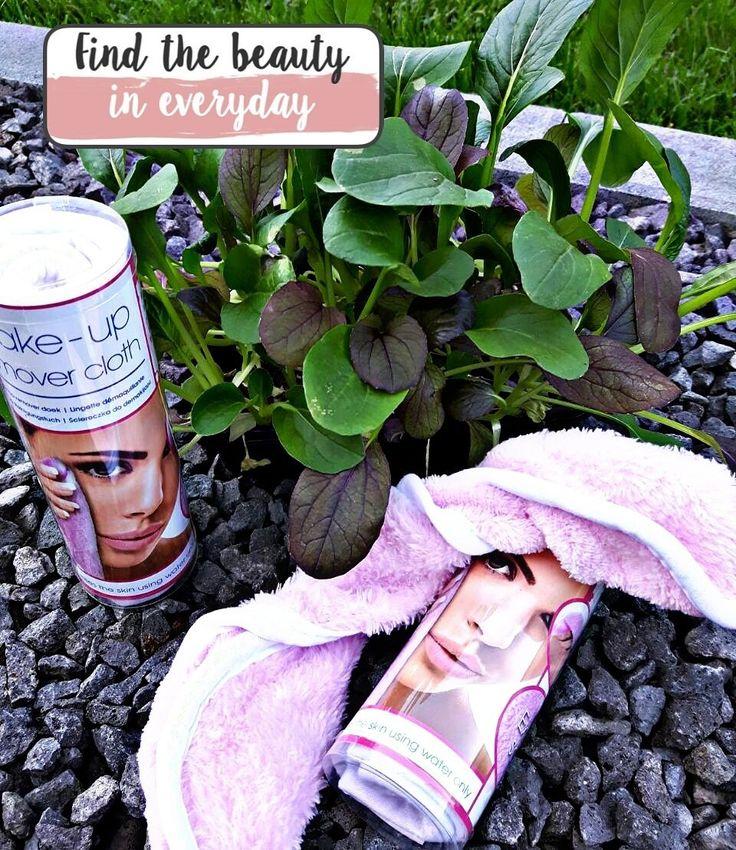 Make Up entfernen nur mit Wasser ❗ Sanftes Make Up Entfernen mit einem weichem Mikrofasertuch nur mit Wasser sogar wasserfestes Make Up 😍 Jetzt bestellen für nur 6,99 EU auf  www.kd-trends.com 🛍