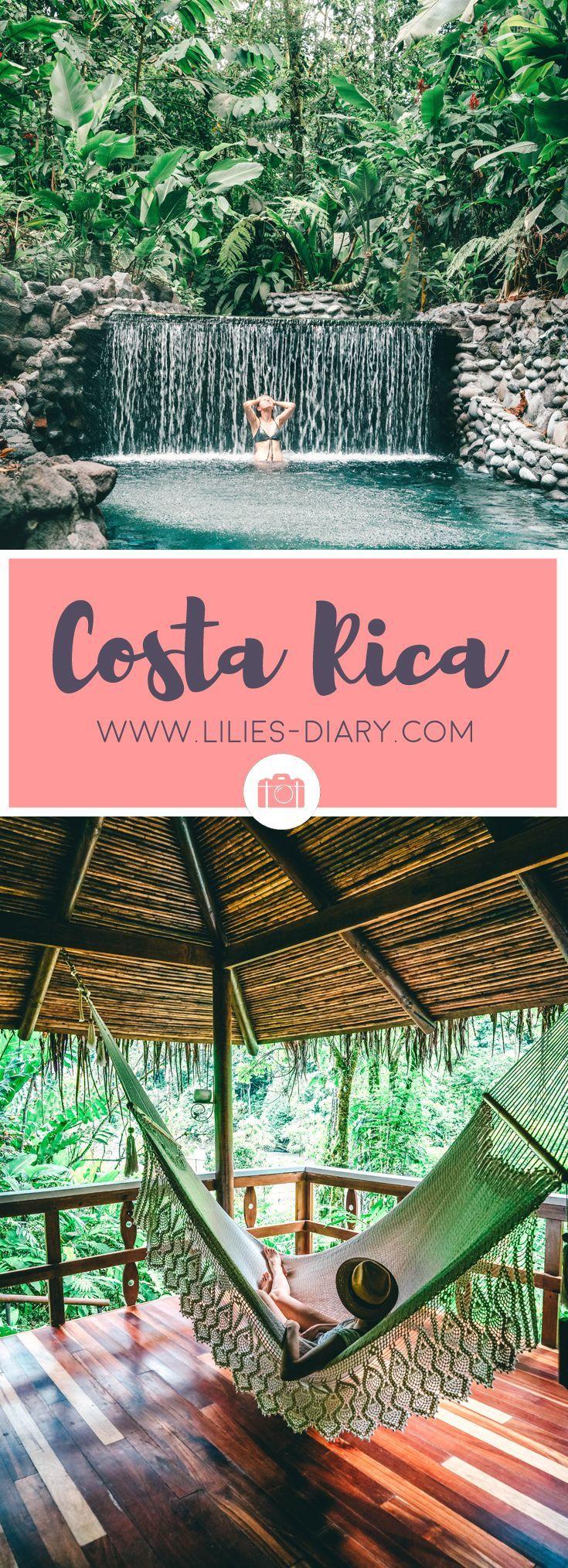 Costa Rica ist so ein wunderschönes Reiseziel. Ich verrate euch die schönsten Orte in Costa Rica und tolle Reisetipps!
