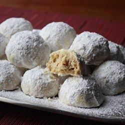 Chef John's Russian Tea Cakes - Allrecipes.com