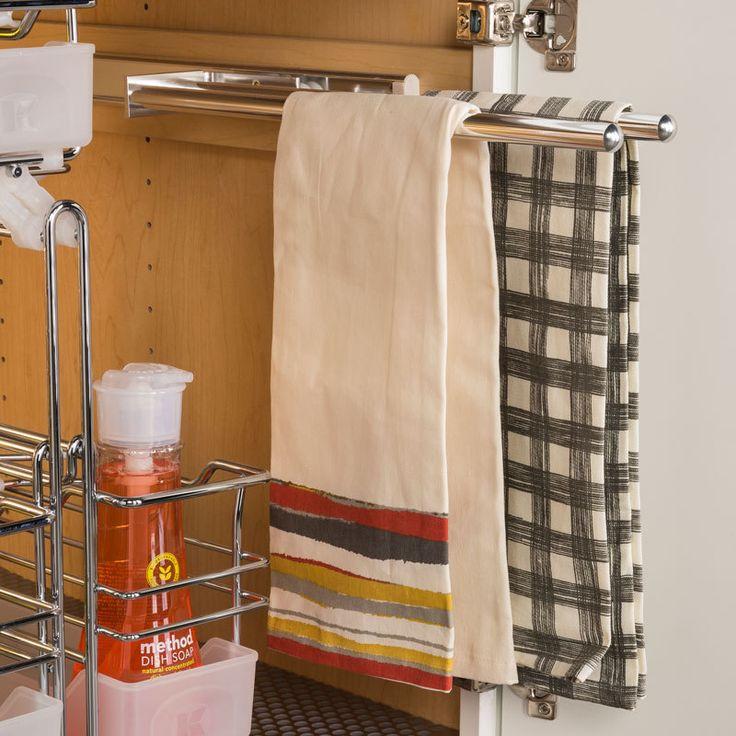 Las 25+ mejores ideas sobre Handtuchhalter ausziehbar en Pinterest - handtuchhalter küche ausziehbar edelstahl